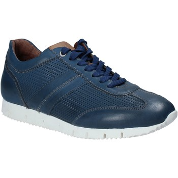 Cipők Férfi Rövid szárú edzőcipők Maritan G 140557 Kék