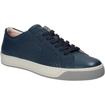 Cipők Férfi Rövid szárú edzőcipők Maritan G 210089 Kék