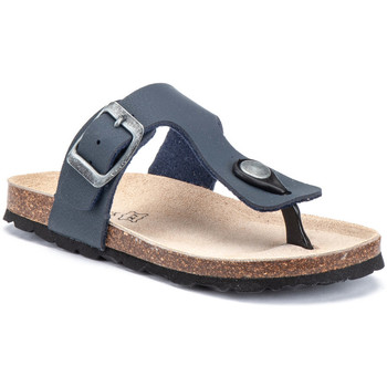 Cipők Gyerek Lábujjközös papucsok Lumberjack SB78706 003 S03 Kék