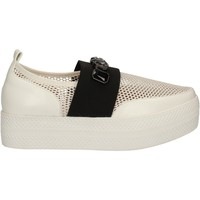 Cipők Női Belebújós cipők Solo Soprani C460 Fehér