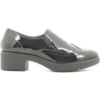 Cipők Női Mokkaszínek Susimoda 865884 Fekete