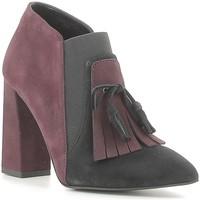 Cipők Női Bokacsizmák Café Noir NMA543 Fekete