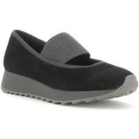 Cipők Női Balerina cipők  Café Noir NEM512 Fekete