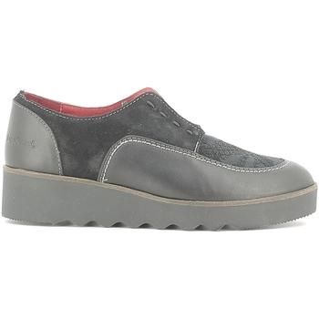 Cipők Női Oxford cipők Desigual 67MS3B0 Fekete