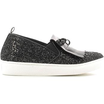 Cipők Női Belebújós cipők Grunland SC2075 Fekete
