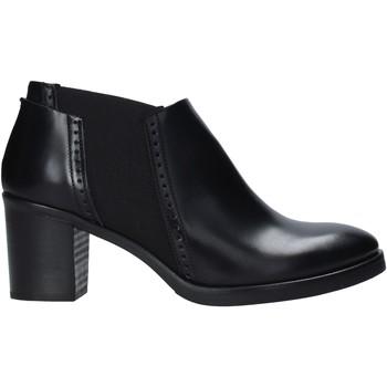 Cipők Női Bokacsizmák Mally 5400 Fekete