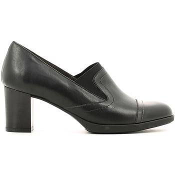Cipők Női Mokkaszínek Melluso X5602 Fekete