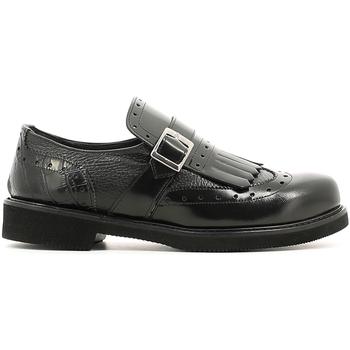 Cipők Női Oxford cipők Melluso K20041 Fekete