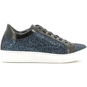 Cipők Női Rövid szárú edzőcipők Grunland SC2074 Kék