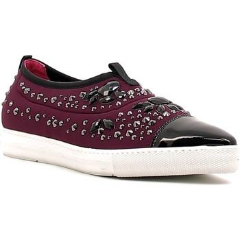 Cipők Női Belebújós cipők Alberto Guardiani GD33191B Ibolya