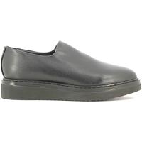 Cipők Női Mokkaszínek Marco Ferretti 160650MF Fekete