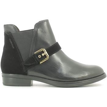 Cipők Női Csizmák Stonefly 107124 Fekete