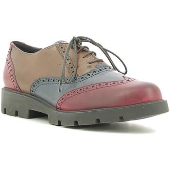 Cipők Női Oxford cipők The Flexx B234/03 Piros