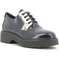 Cipők Női Oxford cipők Carmens Padova A38269 Kék