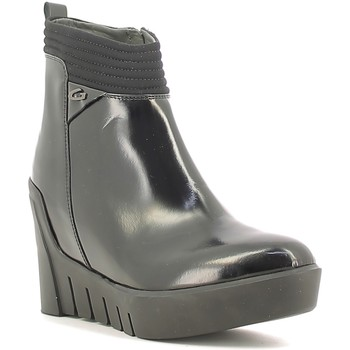 Cipők Női Bokacsizmák Alberto Guardiani SD57522B Fekete