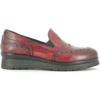Cipők Női Mokkaszínek Rogers 1522 Piros