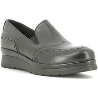 Cipők Női Mokkaszínek Rogers 1522 Fekete