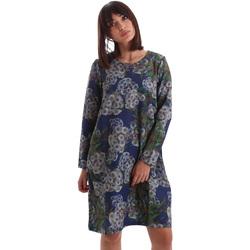 Ruhák Női Rövid ruhák Gazel AB.AB.ML.0026 Kék