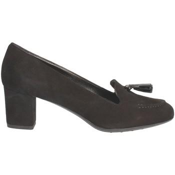 Cipők Női Mokkaszínek Grace Shoes 206 Fekete