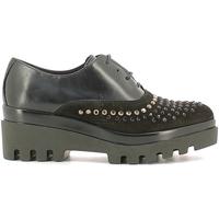 Cipők Női Bokacipők Soldini 20030-2 Fekete