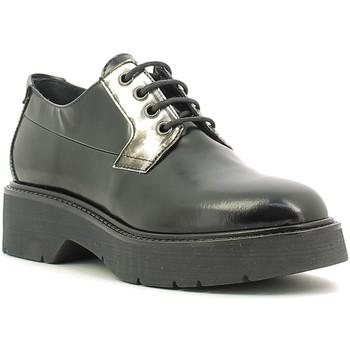 Cipők Női Oxford cipők Carmens Padova A38269 Fekete