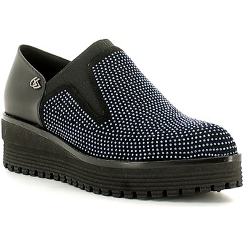 Cipők Női Belebújós cipők Byblos Blu 6670Q6 Fekete