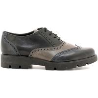 Cipők Női Oxford cipők The Flexx B234/03 Fekete