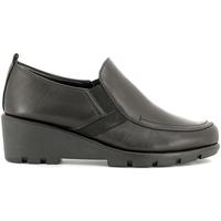 Cipők Női Mokkaszínek The Flexx B413/01 Fekete
