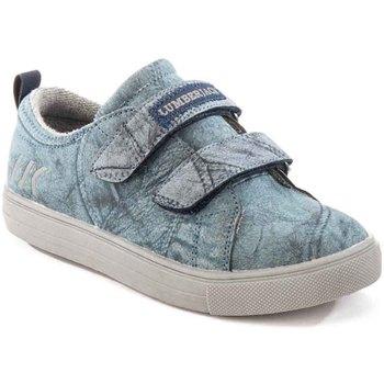 Cipők Gyerek Rövid szárú edzőcipők Lumberjack SB32705 005 M64 Kék