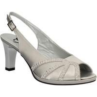 Cipők Női Szandálok / Saruk Grace Shoes E7793 Szürke