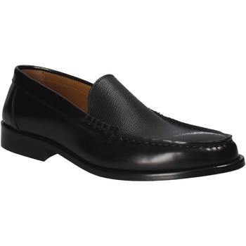 Cipők Férfi Mokkaszínek Marco Ferretti 160744 Fekete