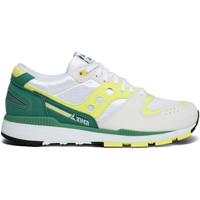 Cipők Férfi Rövid szárú edzőcipők Saucony S70437 Fehér