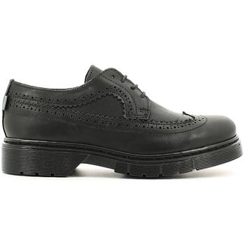 Cipők Gyerek Oxford cipők Melania ME6132F6I.A Fekete