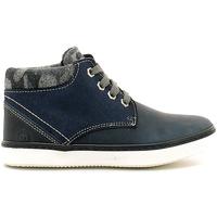 Cipők Gyerek Csizmák Melania ME6072F6I.A Kék