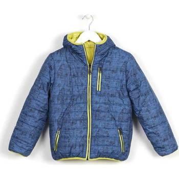 Ruhák Gyerek Steppelt kabátok Losan 623 2008AA Kék