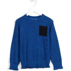 Ruhák Gyerek Pulóverek Losan 623 5006AA Kék