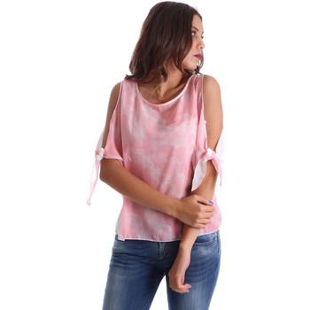 Ruhák Női Blúzok Fornarina BE17T532CA11C5 Rózsaszín