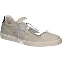 Cipők Női Belebújós cipők Keys 5058 Fehér