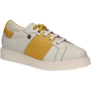 Cipők Női Rövid szárú edzőcipők Keys 5063 Fehér