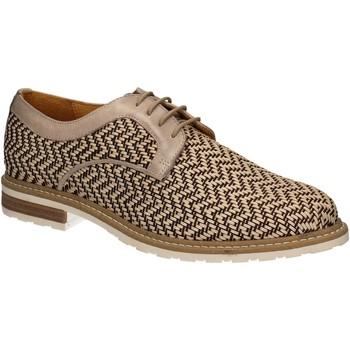 Cipők Női Oxford cipők Keys 5095 Rózsaszín