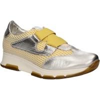 Cipők Női Rövid szárú edzőcipők Keys 5183 Sárga