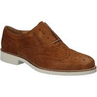 Cipők Női Oxford cipők Maritan G 140564 Barna