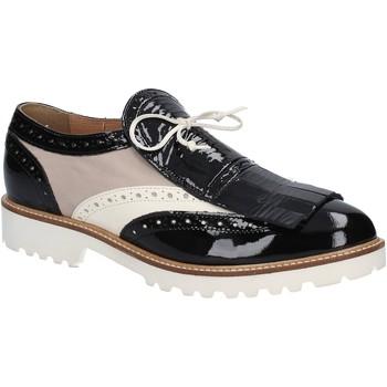 Cipők Női Oxford cipők Maritan G 160758 Fekete