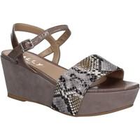 Cipők Női Szandálok / Saruk Mally 5671 Szürke