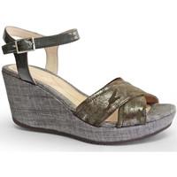 Cipők Női Szandálok / Saruk Stonefly 108308 Szürke