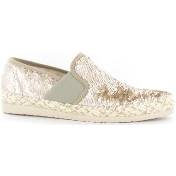Cipők Női Gyékény talpú cipők Stonefly 108447 Arany