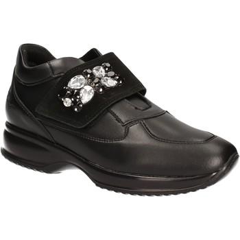 Cipők Női Rövid szárú edzőcipők Byblos Blu 672011 Fekete