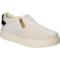 Cipők Női Belebújós cipők Byblos Blu 672026 Fehér
