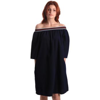 Ruhák Női Rövid ruhák Fornarina BE178D60D883NT Kék