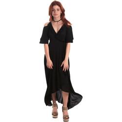 Ruhák Női Hosszú ruhák Fornarina BE178D69CA2000 Fekete